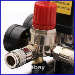 100 L Air Compressor Engine 100 Litre 3.5HP 8BAR 116PSI 14.6CFM 220V with Wheels