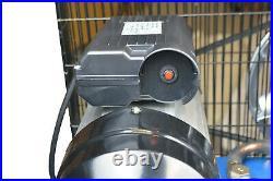 100L Ltr Litre Air Compressor 8 CFM 3HP 8 Bar Engine Gauge Portable 115 psi 220v