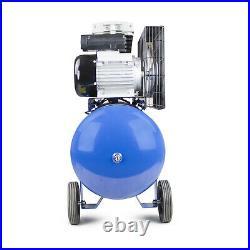 100L Ltr Litre Air Compressor Portable Belt Drive 3hp 145psi 10bar 14cfm 13amp