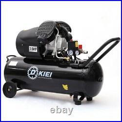 100LTR Litre 3.5HP 8BAR 14.6CFM Air Compressor Precision Engineering Compressors