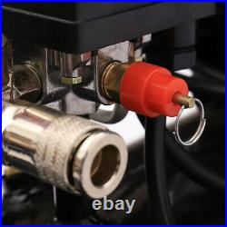 100Litre Compressors Unit 100L 3.5HP 14.6CFM Air Compressor Garage Workshop 8Bar