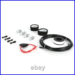19liter 5Gal air compressor kit 200PSI for high pressure on-board air system