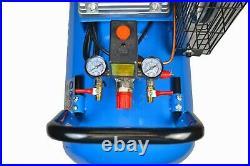 200L Ltr Litre Air Compressor 8 CFM 3HP 12 Bar Engine Gauge Portable 180psi 220v
