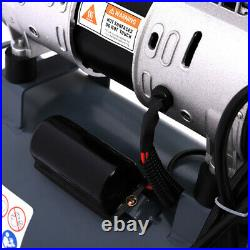 25L 2.5HP 8BAR Powerful & Silent Air Compressor 230V 25 Litre Tank & Tools Kit