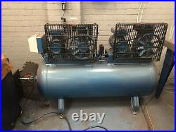 270litre Clarke XE29/270 Industrial Air Compressor