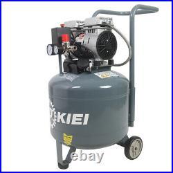 50 Litre Silent Air Compressor Oil Free Low Noise 50l 8BAR 1400RPM 2.5HP KEKI