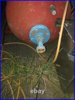 500 litre compressed air receiver tank