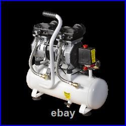 AFLATEK Silent compressor 10 Pro Liter oil free Low noise 66dB Air compressor