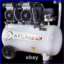 AFLATEK Silent compressor Pro 2.2kW 50 Liter oil free Low noise Air compressor