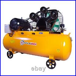 Aflatek Air compressor 500 Litre 1070l/Min 37.7CFM 7.5kw 8bar 400V 10HP