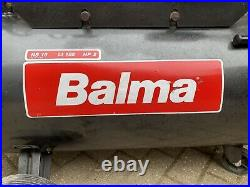 Air Compressor 2HP 100 Litre 3 Phase Balma