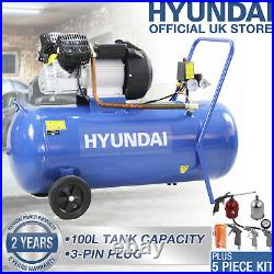 Air Compressor 50L 100L 150L 200L Litre Ltr Range from 3-14hp 14-29 CFM 8-10 BAR