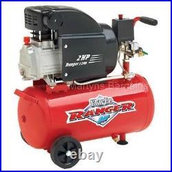 Air Compressor. Clarke Ranger 8/50 7cfm 50 Litre 2HP Air Compressor (230V)