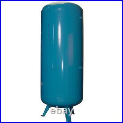 Air Receivers-Tank, Upright Compressor Vertical Pressure Vessels With Fittings K