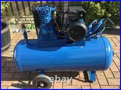 Airmaster air compressor 100 Litre 240v