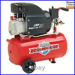 Clarke Ranger 7/240 2hp 24 Litre Air Compressor 240V