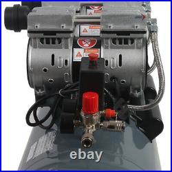 DKIEI Silent COMPRESSOR Oil Free Type 100 Litre Air Compressor -4.5HP 11CFM 100L