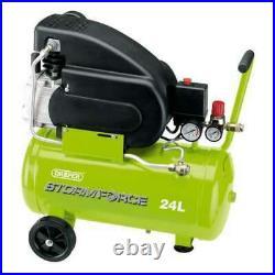 Draper 05278 24 litre 2HP AIR Compressor 240V