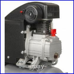 Ferm Air Compressor 1.5HP 1100W 24 Litre Tyre Inflating Spraying DIY Workshop