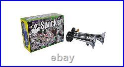 HornBlasters Spocker Compact Loud Air Horn Kit with Compressor & 3 Liter Tank