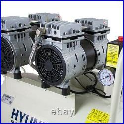 Hyundai 50 Litre Air Compressor, 11CFM/100psi, HY27550 GRADED