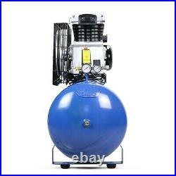 Hyundai HY3150S 150 Litre Air Compressor, Twin Cylinder, Belt Drive 3hp