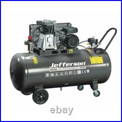 Jefferson 200 Litre 3hp Compressor 145 Psi (230v 13a)