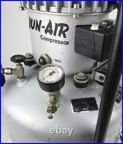 Jun-Air Model 6-25 Litre Silent Air Compressor 240v Laboratory Scientific