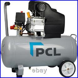 PCL CM2550D 50 Litre Air Compressor