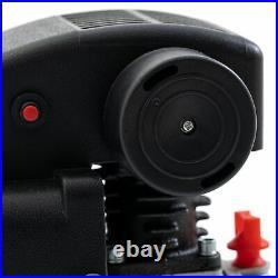 SGS 8 Litre Direct Drive Portable Air Compressor 5.5CFM, 1.1HP, 8L