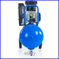 SGS 90 Litre Belt Drive Air Compressor With FREE Oil