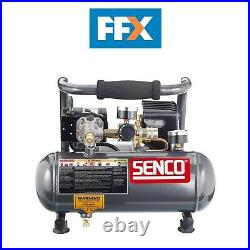 Senco PC1010 110v 0.5HP Hand Carry 3.8 Litre Compressor