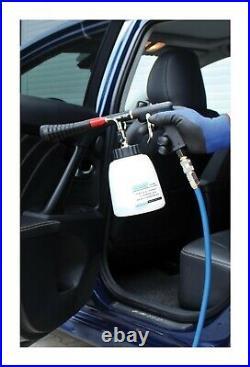Silent Air Compressor 72 Litre Oil Free 2HP 1500W Low Noise (70dB) 8Bar 280L/min